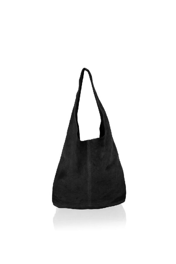 Suede bag 17 ″ Wallet as a gift